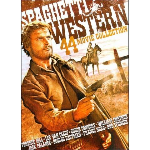 Spaghetti Western: 44 Movie Collection (11 Discs)
