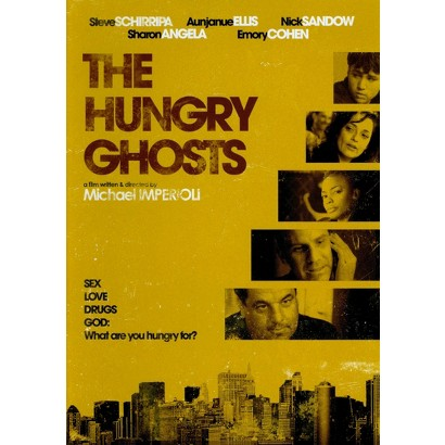 The Hungry Ghosts (Widescreen)