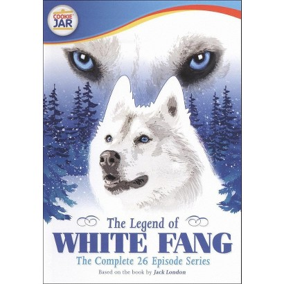 The Legend of White Fang: The Complete Series (3 Discs)