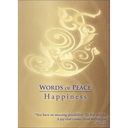 Words of Peace: Happiness