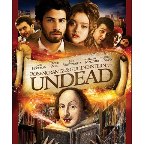 Rosencrantz and Guildenstern Are Undead (Blu-ray)