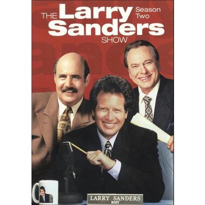 The Larry Sanders Show: Season Two (3 Discs)