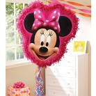 Minnie Mouse Birthday Party Pinata