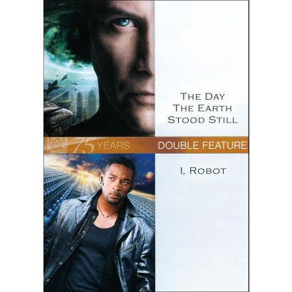 The Day the Earth Stood Still/I, Robot (2 Discs)