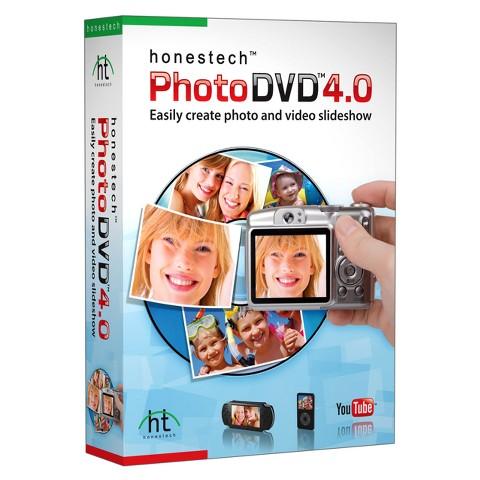 Honestech PHOTO DVD 4.0 CD