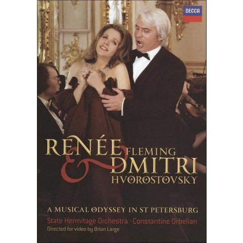 Renee Fleming/Dmitri Hvorostovsky: A Musical Odyssey in St. Petersburg (Widescreen)