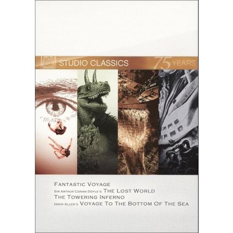 Studio Classics: Set 17 (Fox 75th Anniversary) (4 Discs) (S)