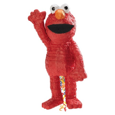 Elmo Birthday Party Pinata