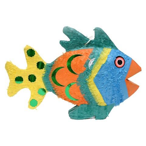 Angel Fish Birthday Party Pinata