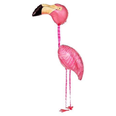 Tropical Flamingo Jumbo Balloon