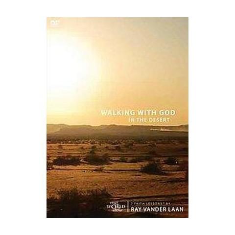 Walking With God in the Desert (DVD)