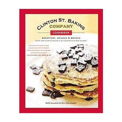 Clinton St. Baking Company Cookbook (Hardcover)