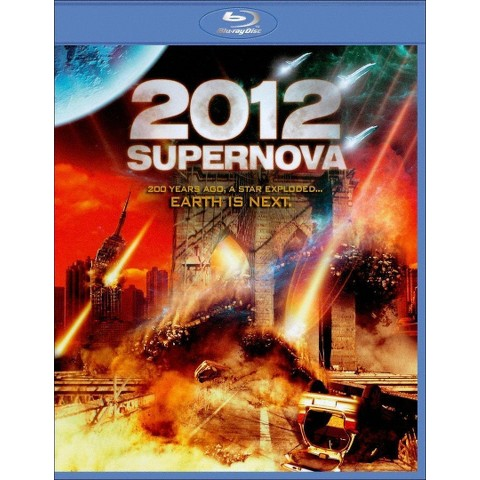 2012: Supernova (Blu-ray) (Widescreen)