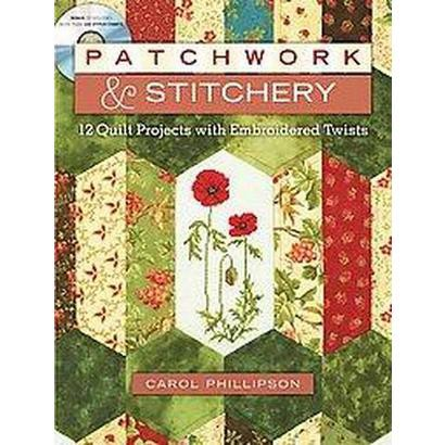 Patchwork & Stitchery (Mixed media product)