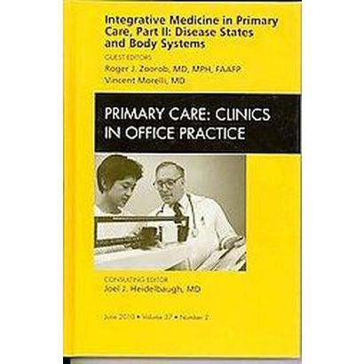 Integrative Medicine in Primary Care (Hardcover)