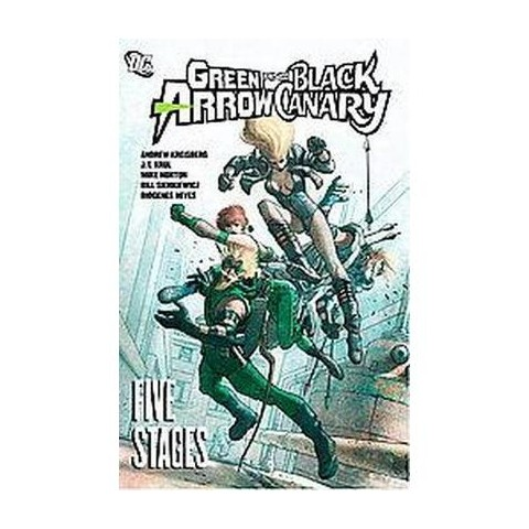 Green Arrow and Black Canary (Paperback)