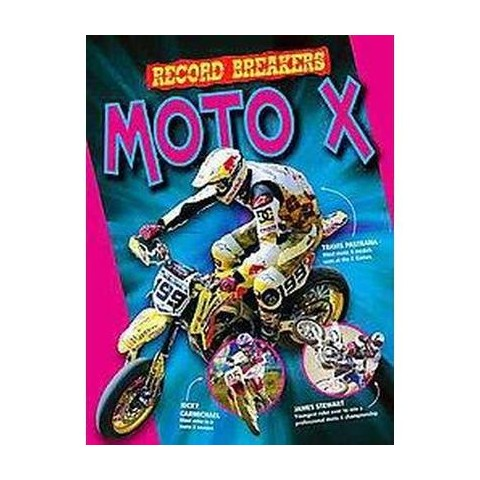 Motox (Mixed media product)