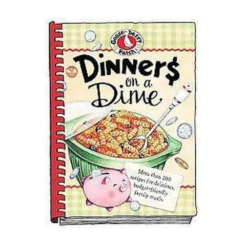 Dinners on a Dime (Reprint) (Spiral)