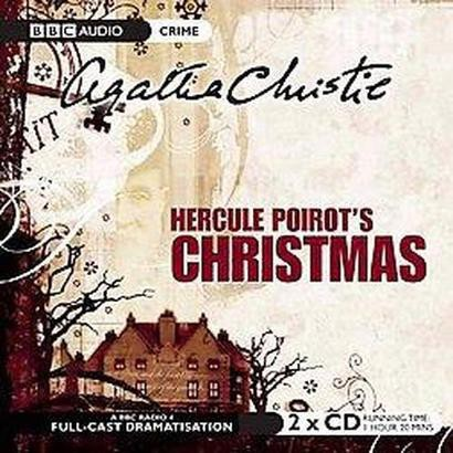 Hercule Poirot's Christmas (Compact Disc)