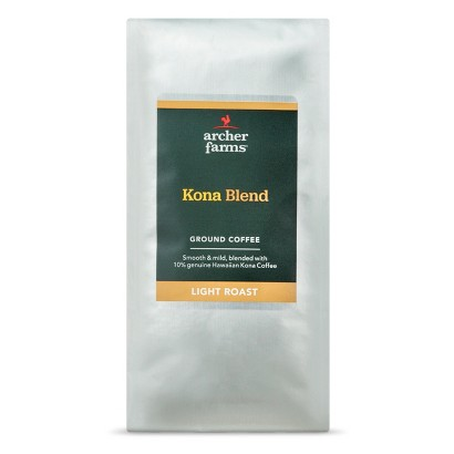 Archer Farms® Kona Blend Ground Coffee - 12 oz.