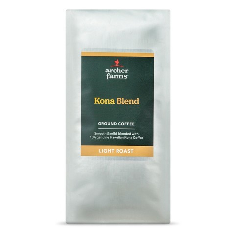 Archer Farms® Kona Blend Ground Coffee 12 oz