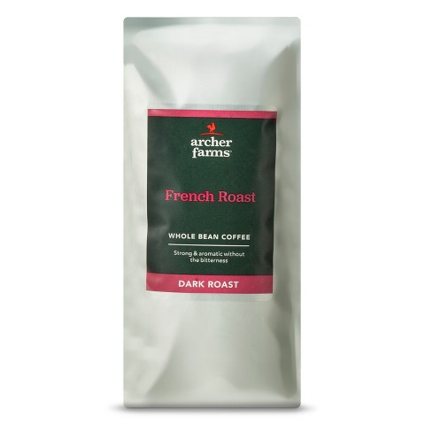 Archer Farms® Whole Bean French Roast Coffee 12 oz