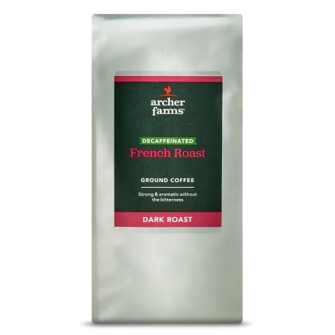 Archer Farms® Decaffeinated French Roast Ground Coffee 12 oz