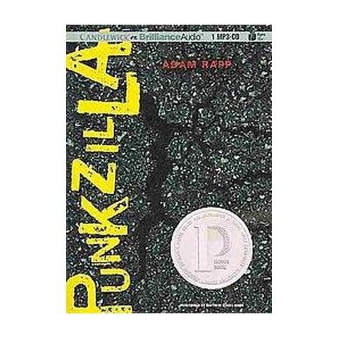 Punkzilla (Unabridged) (Compact Disc)
