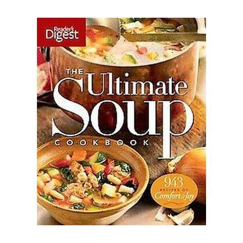 The Ultimate Soup Cookbook (Paperback)
