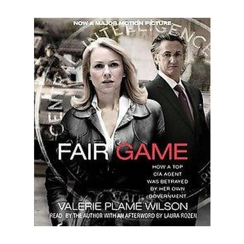 Fair Game (Abridged, Media Tie In) (Compact Disc)