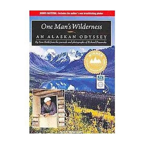 One Man's Wilderness (Unabridged) (Compact Disc)