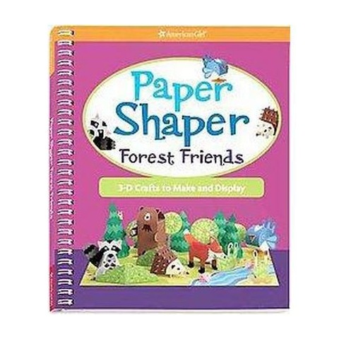 Paper Shaper Forest Friends (Spiral)