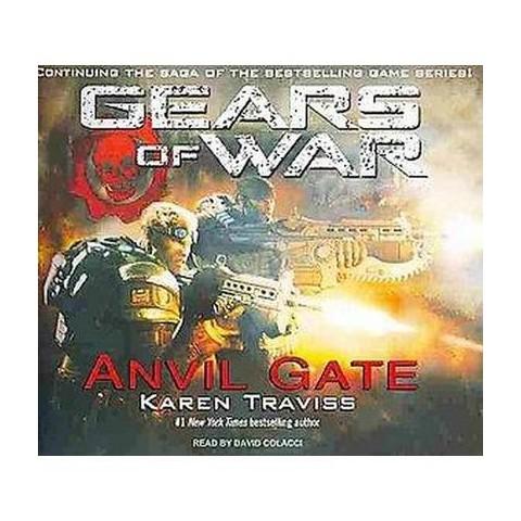 Gears of War (Unabridged) (Compact Disc)