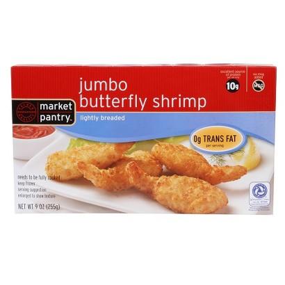 Market Pantry® Jumbo Butterfly Shrimp - 9oz