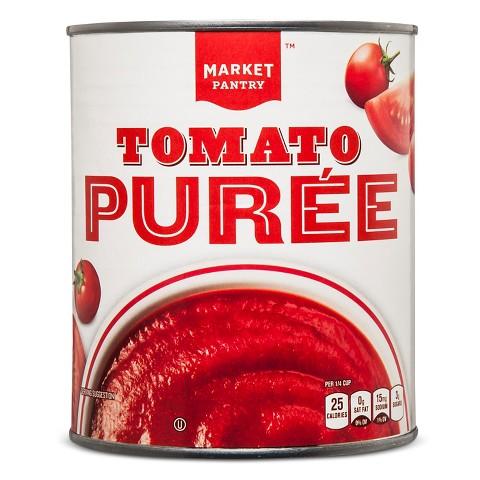 Market Pantry Tomato Puree 29 oz