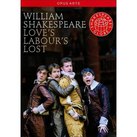 Love's Labour's Lost from Shakespeare's Globe (Widescreen)