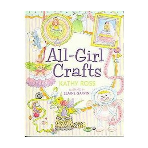 All-Girl Crafts (Hardcover)