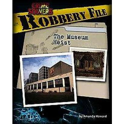 Robbery File (Hardcover)
