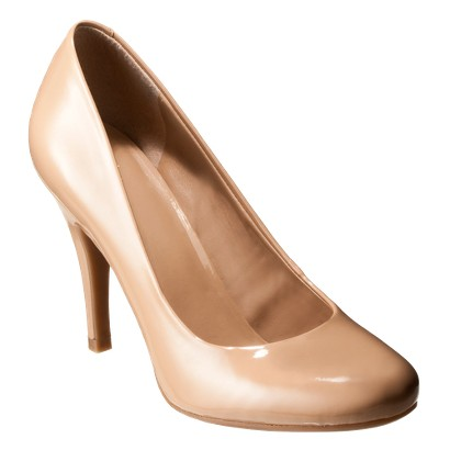 Women's Mossimo® Pearce High Heel Pump - Camel