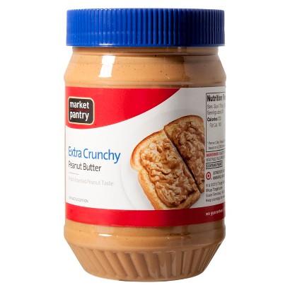 Market Pantry® Crunchy Peanut Butter - 18 oz.