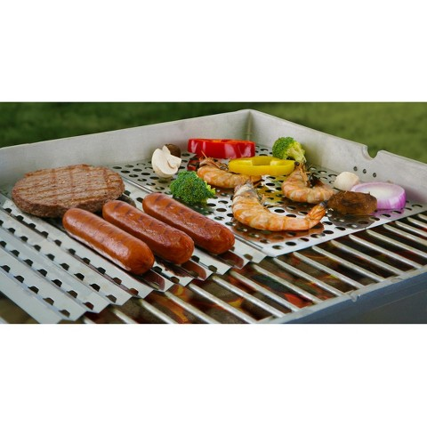 Chefmate® Dual Sided Reusable BBQ Sheet