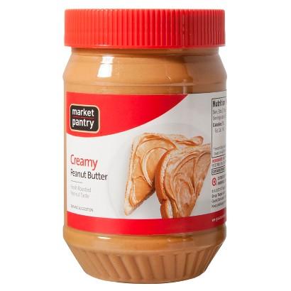 Market Pantry® Creamy Peanut Butter - 28 oz.