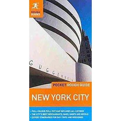 Pocket Rough Guide New York City (Mixed media product)