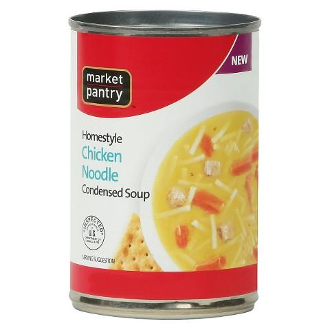 Market Pantry Chicken Noodle Soup 26 oz