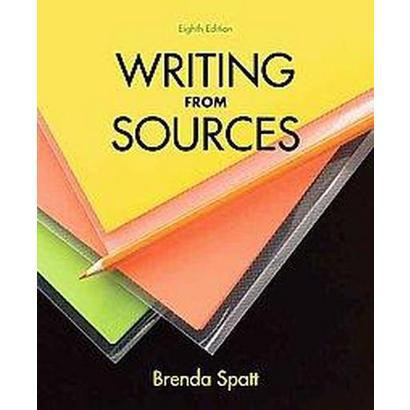 Writing from Sources (Paperback)