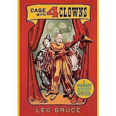 Case With 4 Clowns (Paperback)