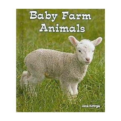 Baby Farm Animals (Hardcover)