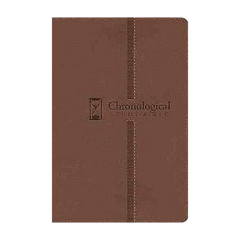 The Chronological Study Bible (Paperback)