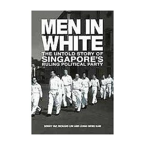 Men in White (Hardcover)