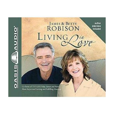 Living in Love (Compact Disc)